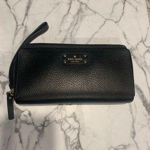 ♠️ Kate Spade Double Zip Wallet